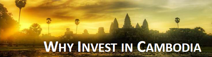 Why invest in Cambodia
