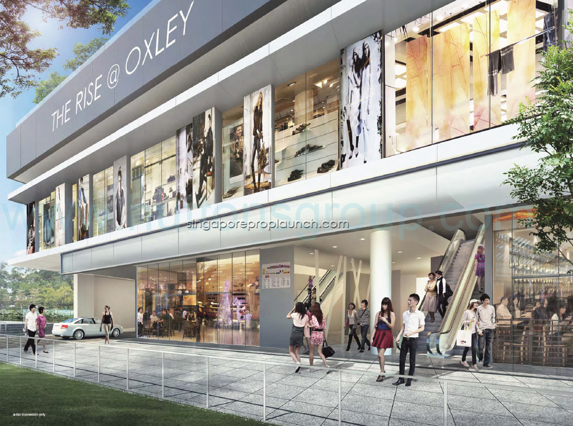 The_Rise-Oxley-mall shops
