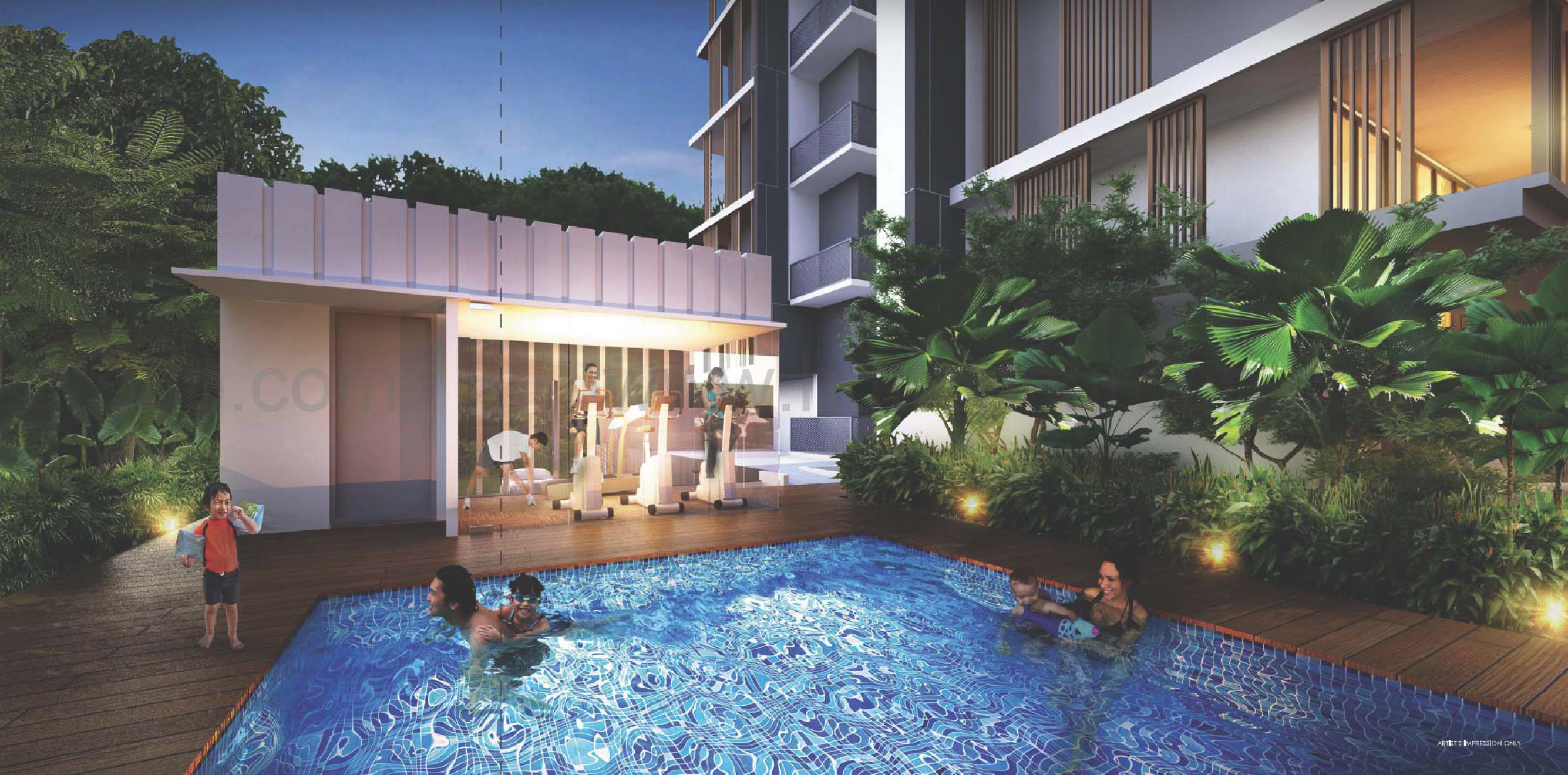 The-Bently-Residences-facilities