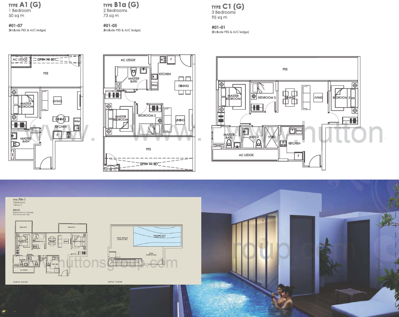 The-Bently-Residences-floor-plan
