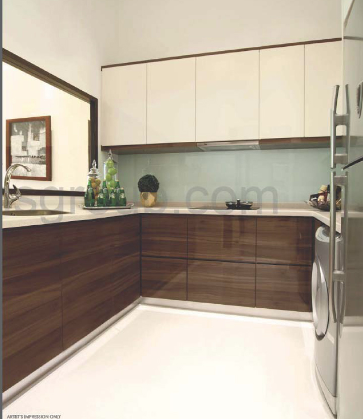 The-Bently-Residences-kitchen