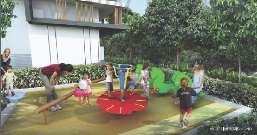 The-Bently-Residences-playgroundl