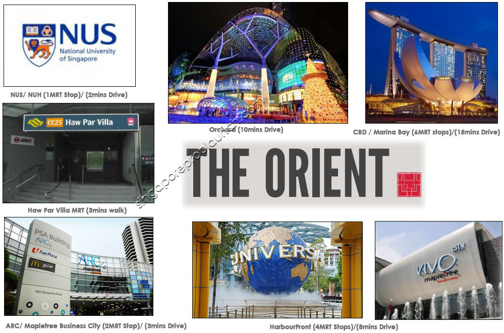 The_Orient Amenities