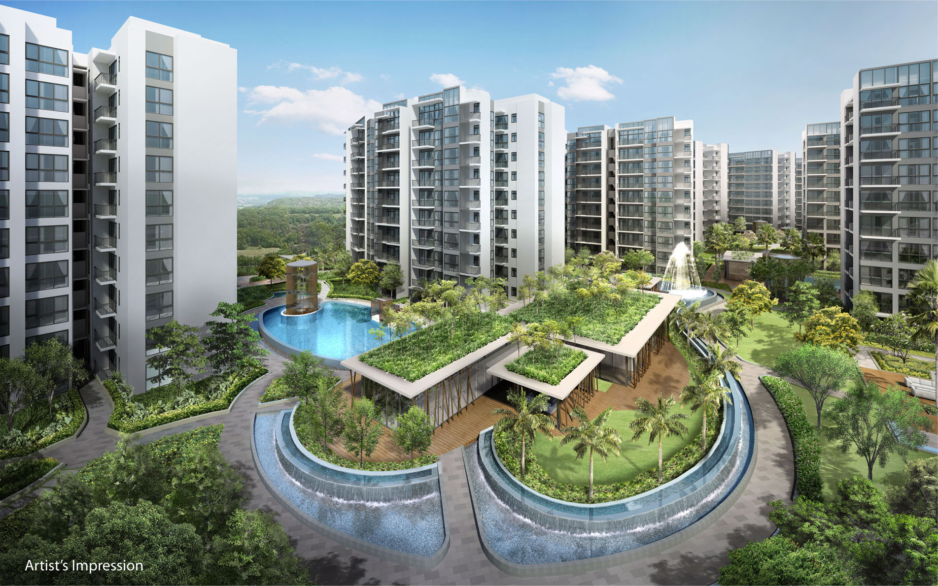 Northpark-Residences-club-house