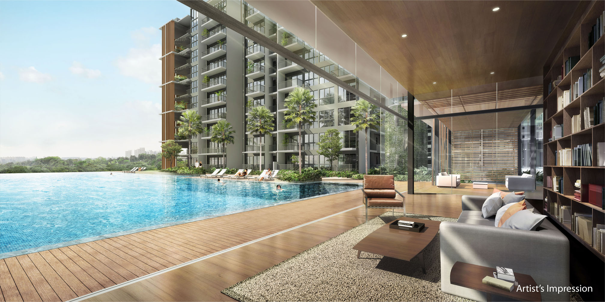 Northpark-Residences-reading-lounge