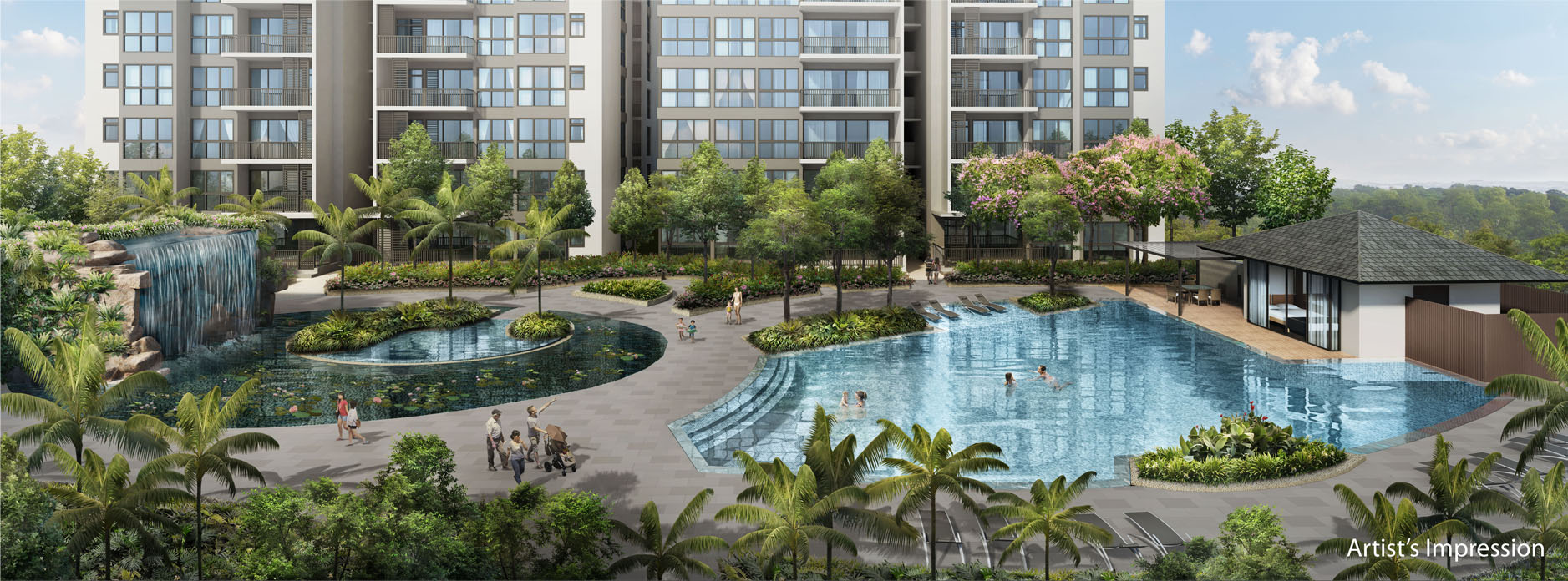 North Park Residences Singapore New Property Launch