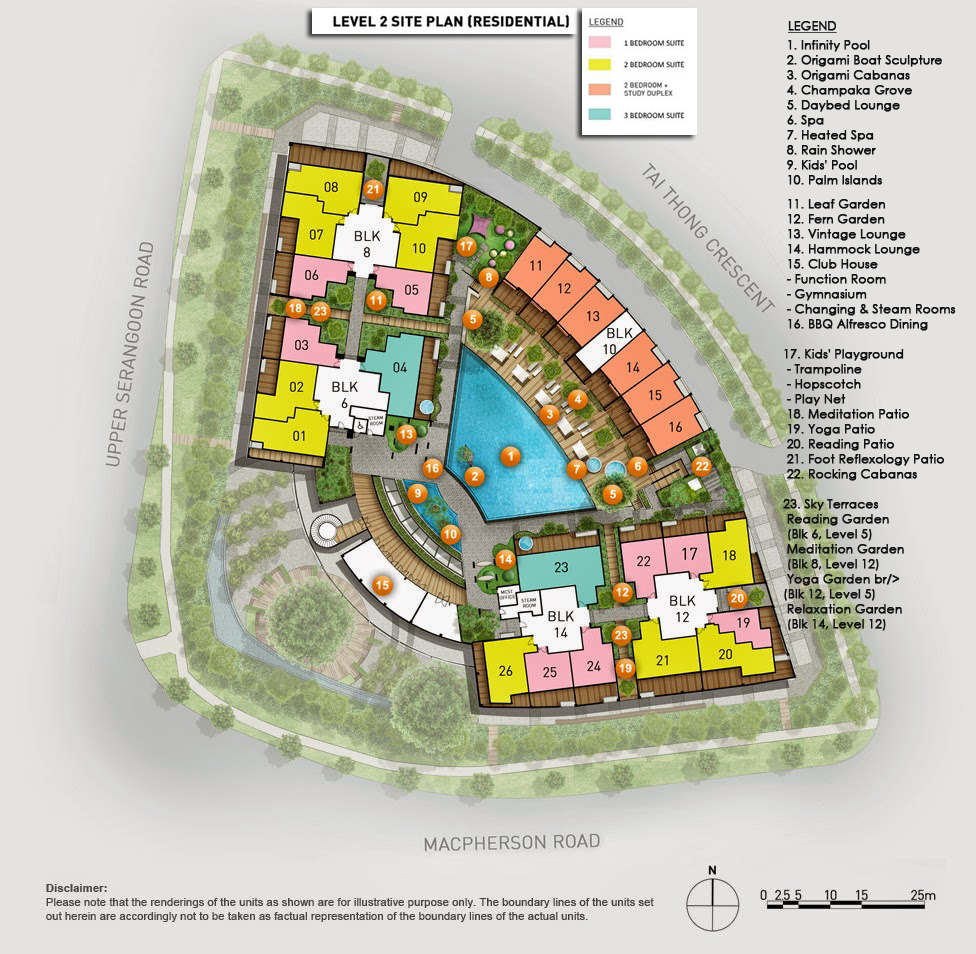 The-Venue-Residences-level-2-site-plan