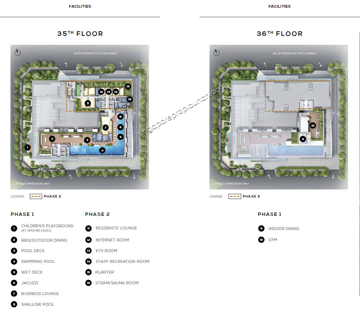 The-Colony-by-Infinitum-site-plan