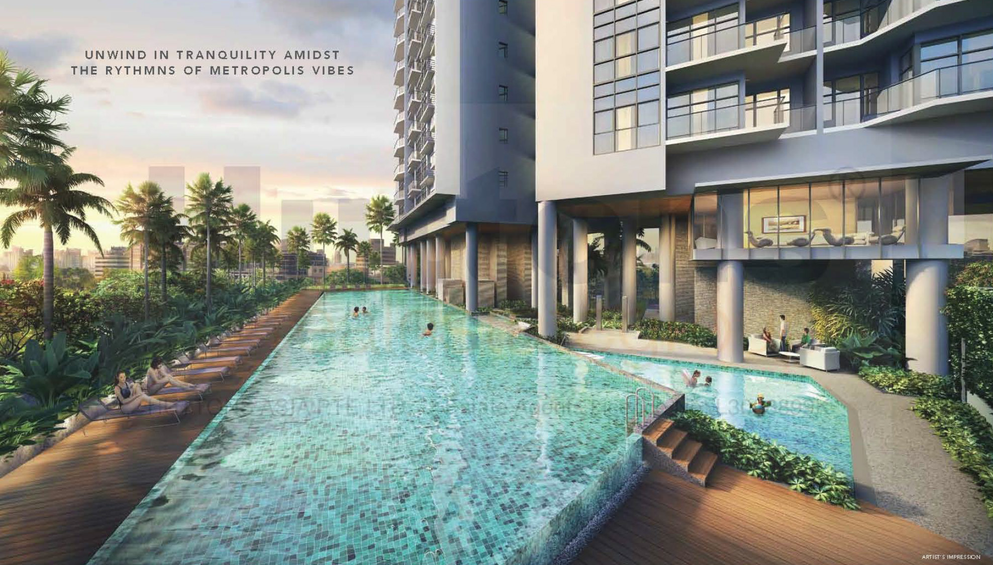 Sturdee_Residences Pool