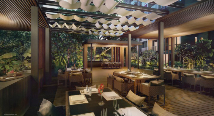 Lake Grande Forest Dining_Interior
