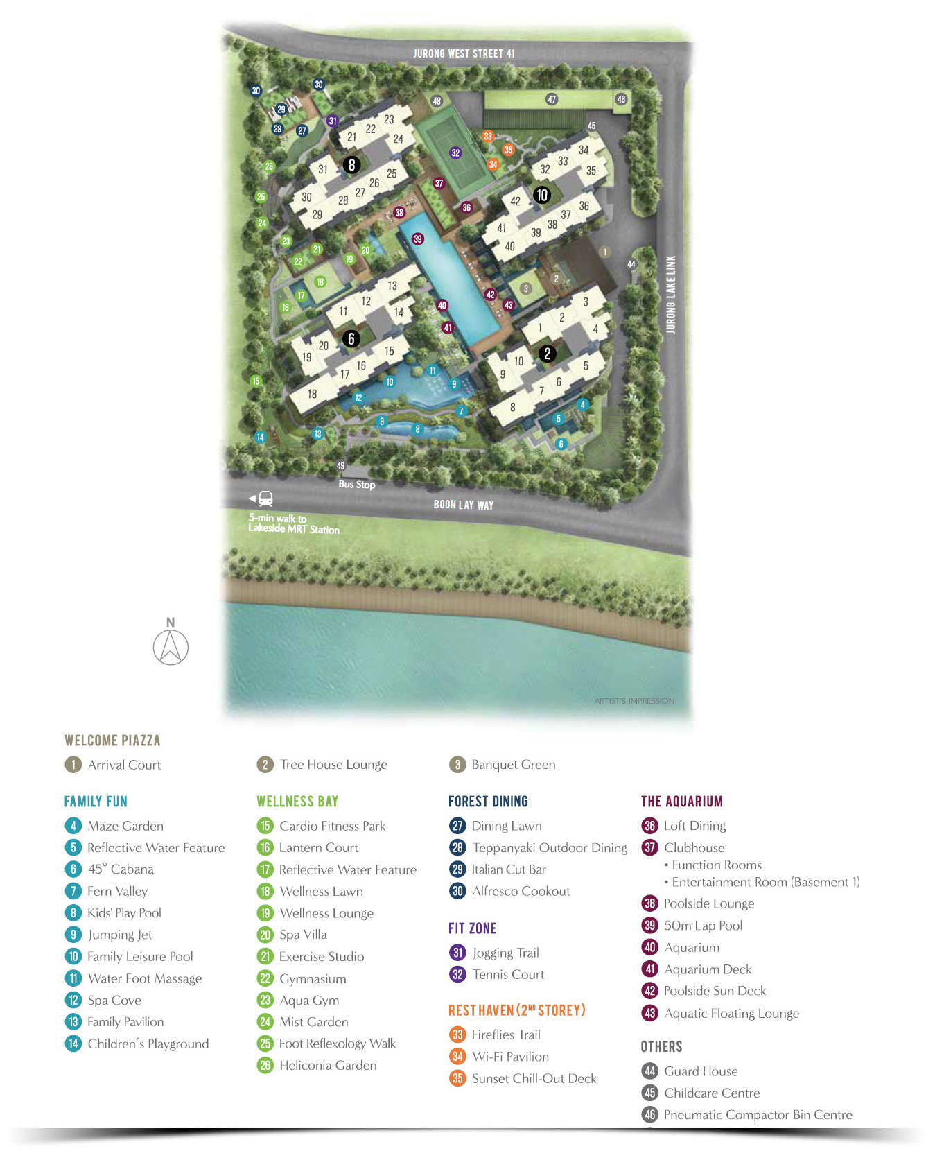 Lake_Grande Site plan