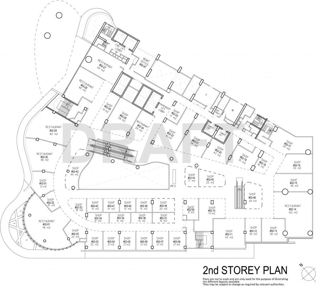 Alexandra Central Floor Plan 2 Singapore New Launch