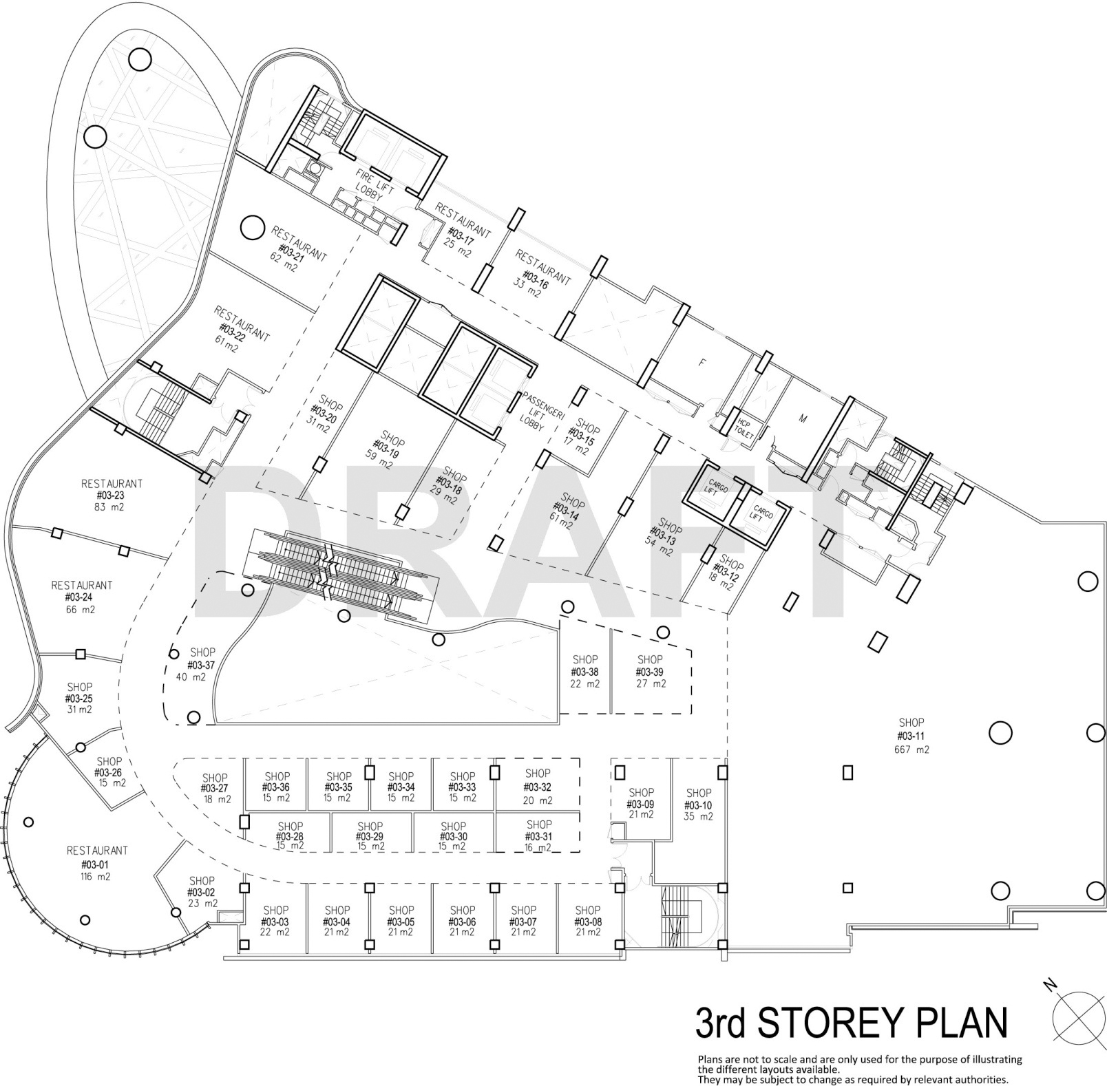 Alexandra Central Floor Plan 3 Singapore New Launch