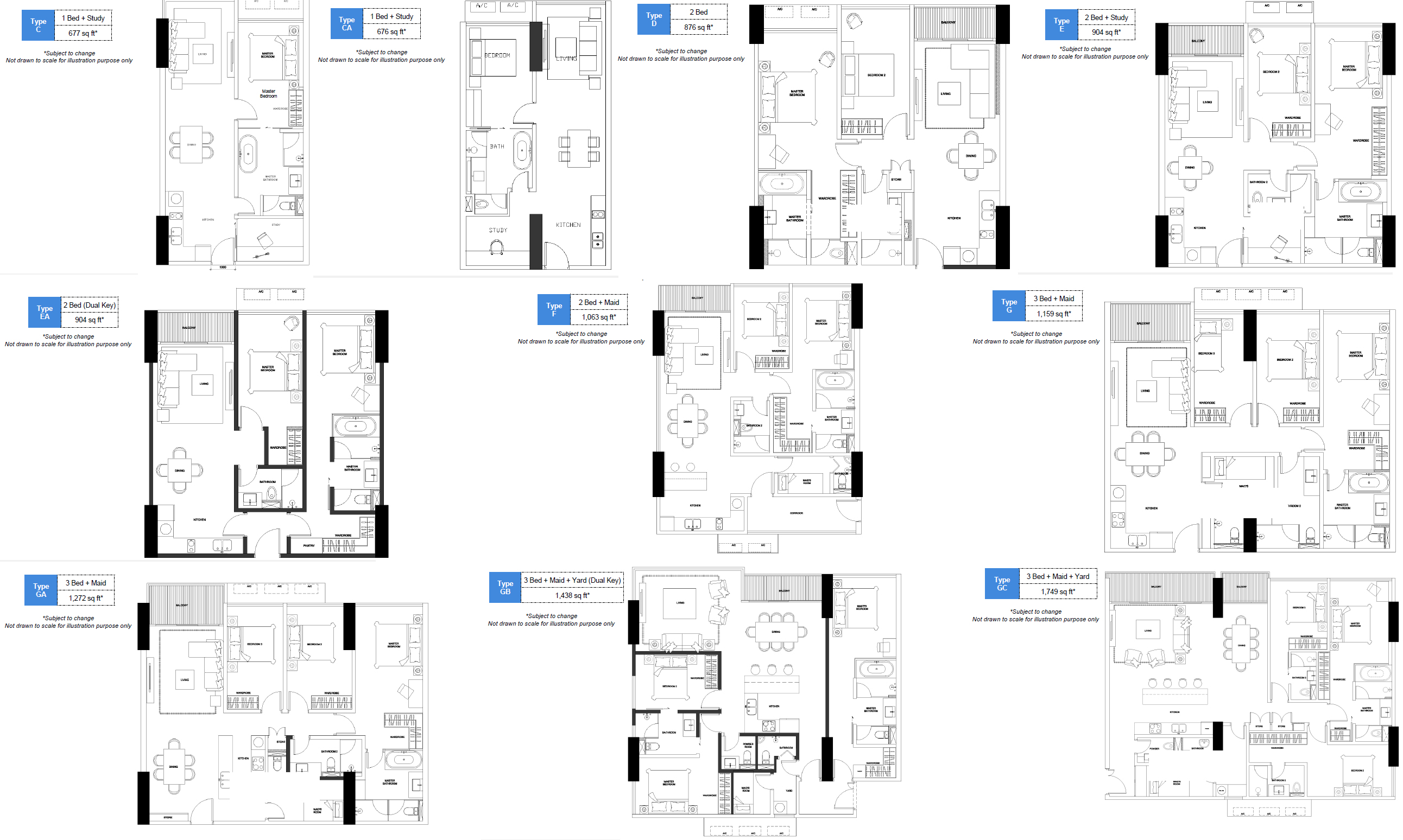 Puteri Cove Residences Floor Plan Unit Layout Click To