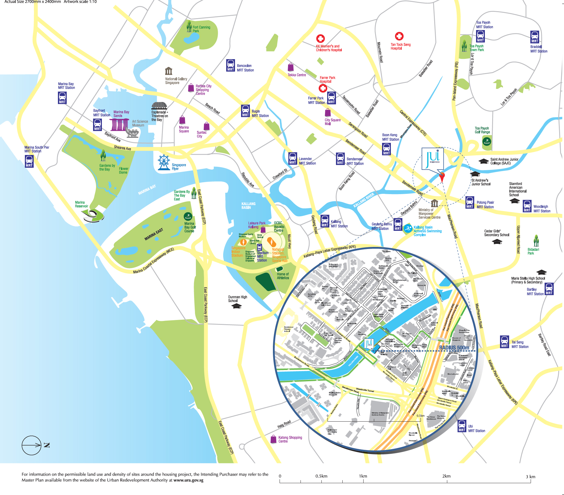 Site Map 2018: Singapore New Launch » 6100 0601
